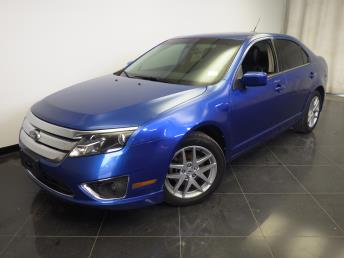 2012 Ford Fusion - 1370031750