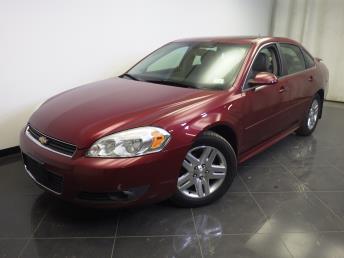 2011 Chevrolet Impala - 1370031762