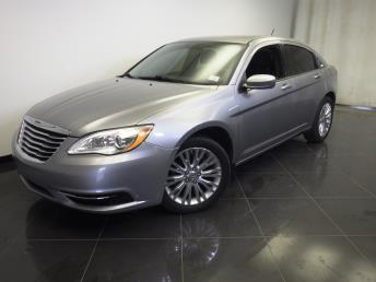 2013 Chrysler 200 - 1370031797