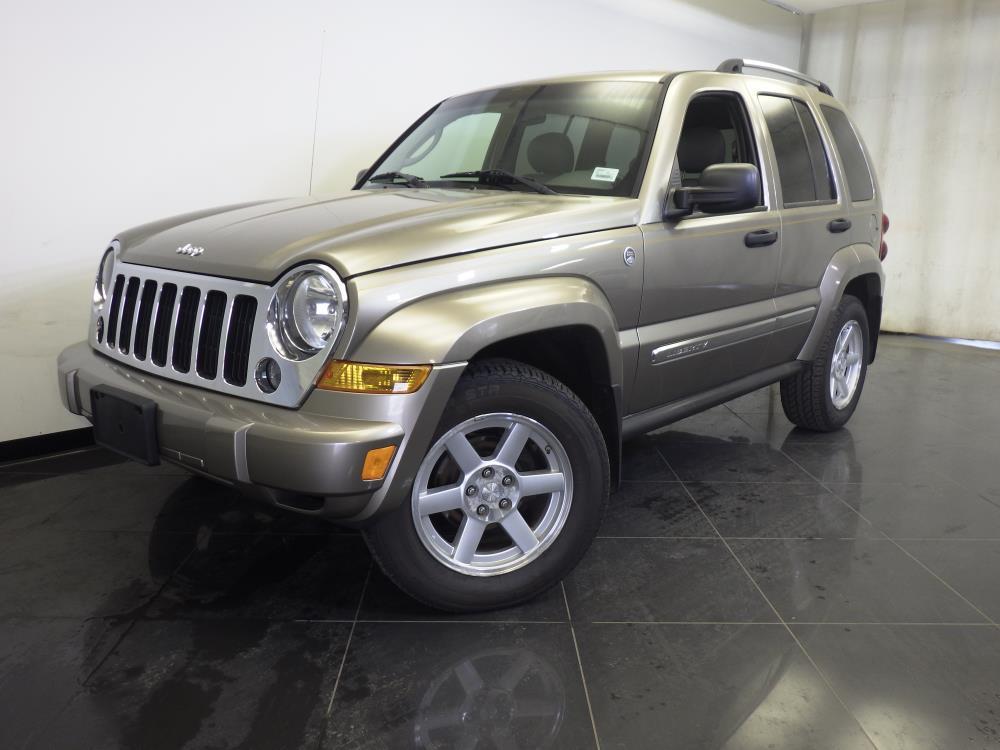 2007 Jeep Liberty - 1370031831