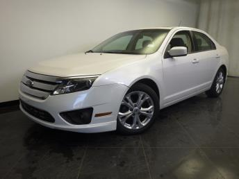 2012 Ford Fusion - 1370032164