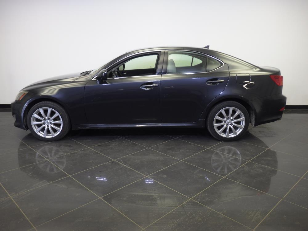 2007 lexus is 250 for sale in st louis 1370032185 drivetime. Black Bedroom Furniture Sets. Home Design Ideas