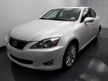 2010 Lexus IS 250 Sport  - 1370032492