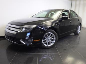 2012 Ford Fusion - 1370032596