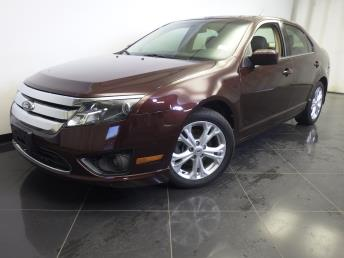 2012 Ford Fusion - 1370032737