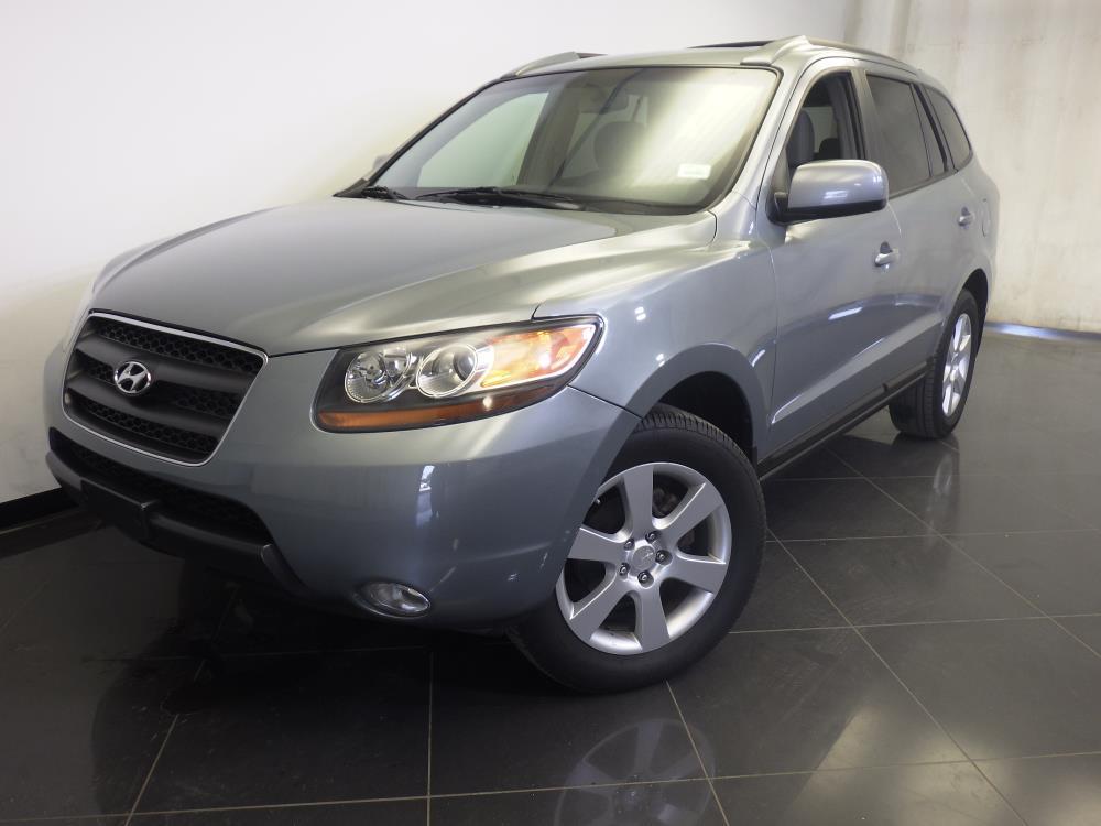 2007 Hyundai Santa Fe - 1370033260