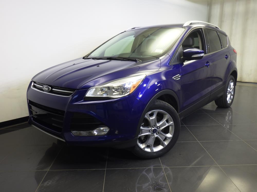 2016 Ford Escape Titanium - 1370033433