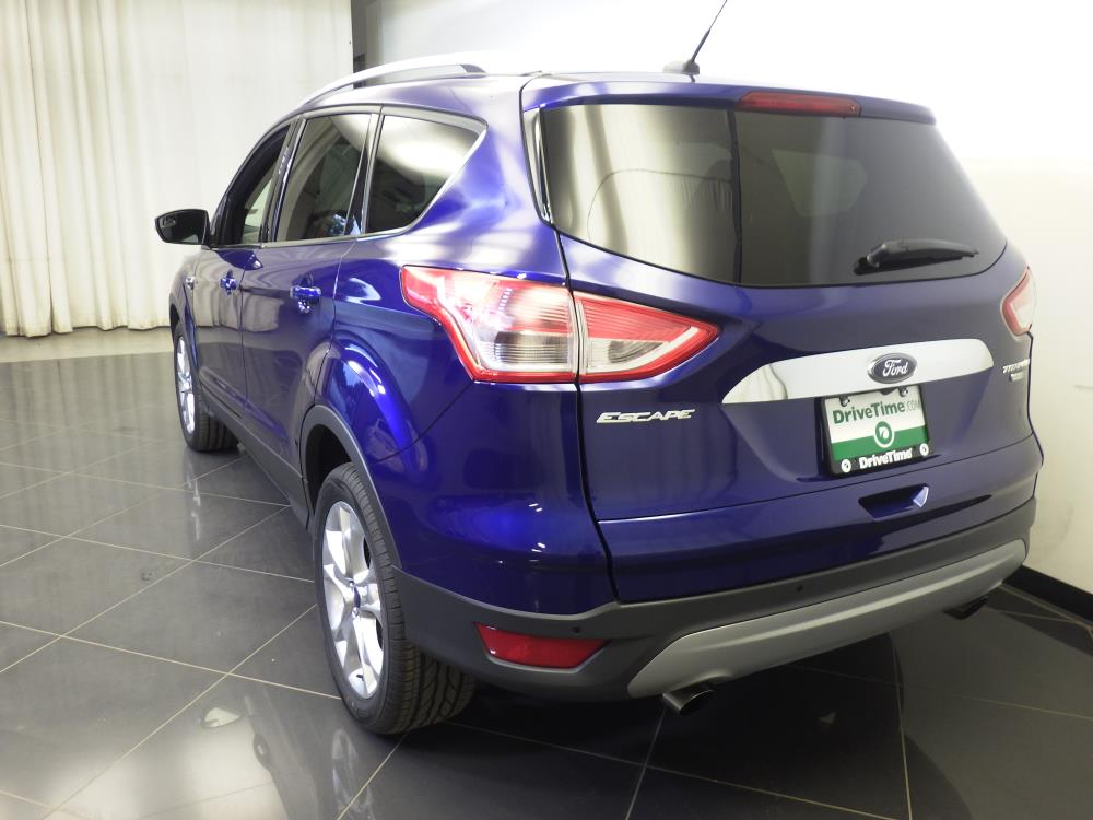 2016 ford escape titanium for sale in chicago 1370033433 drivetime. Black Bedroom Furniture Sets. Home Design Ideas