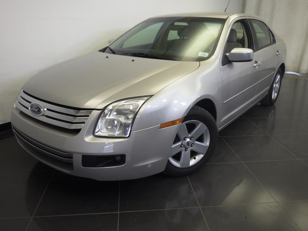 2007 Ford Fusion - 1370033477