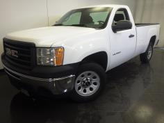 2012 GMC Sierra 1500 Regular Cab Work Truck 8 ft