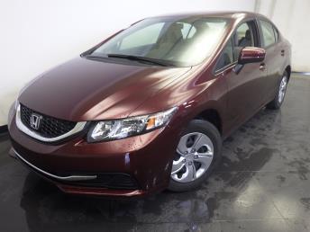 2014 Honda Civic LX - 1370033811