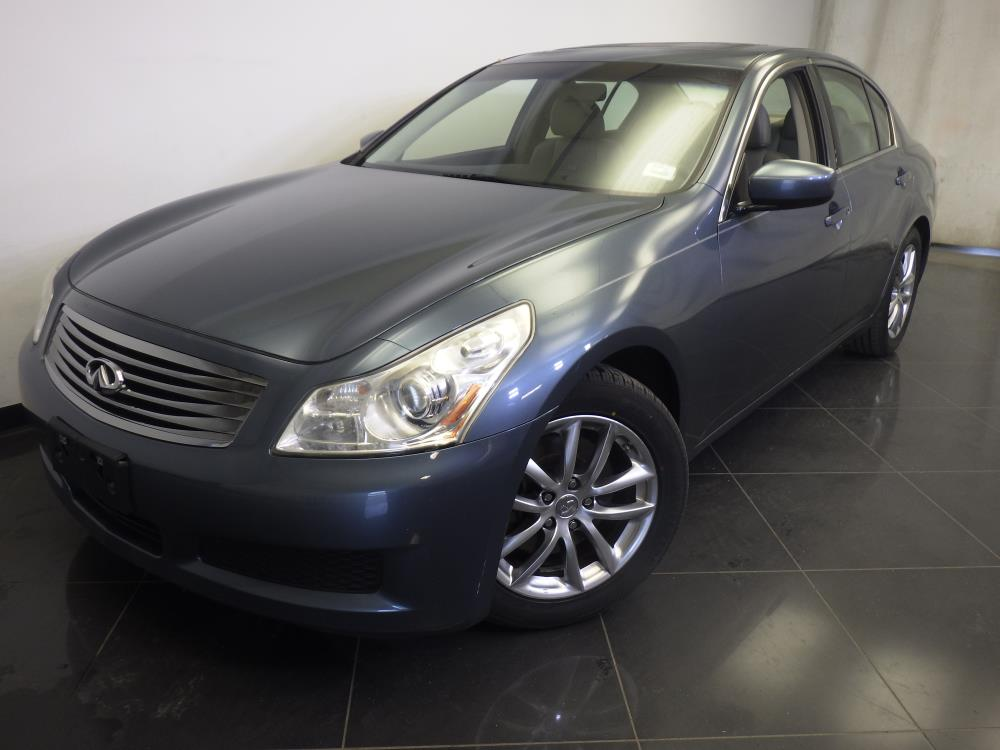 2009 infiniti g37 journey for sale in indianapolis 1370033891 drivetime. Black Bedroom Furniture Sets. Home Design Ideas