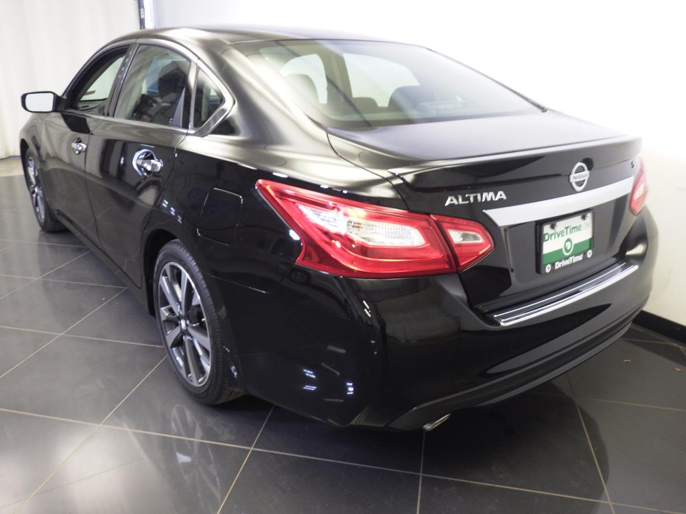 2016 nissan altima 2 5 sr for sale in indianapolis 1370033926 drivetime. Black Bedroom Furniture Sets. Home Design Ideas