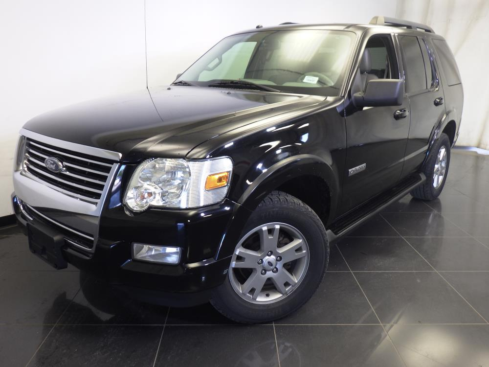 Used 2007 Ford Explorer XLT