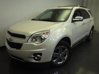 2014 Chevrolet Equinox - 1370034096