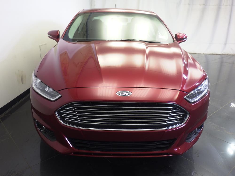2016 ford fusion se for sale in chicago 1370034109 drivetime. Black Bedroom Furniture Sets. Home Design Ideas