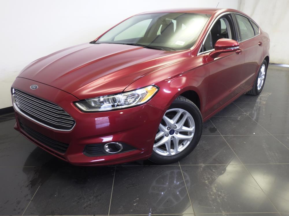 2016 ford fusion se for sale in chicago 1370034109 drivetime. Black Bedroom Furniture Sets. Home Design Ideas