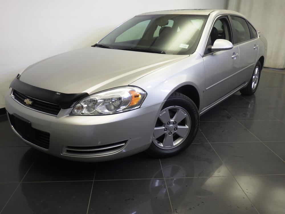 2008 Chevrolet Impala - 1370034170
