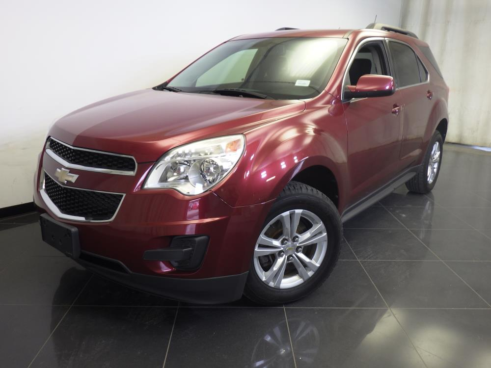 2011 Chevrolet Equinox - 1370034203