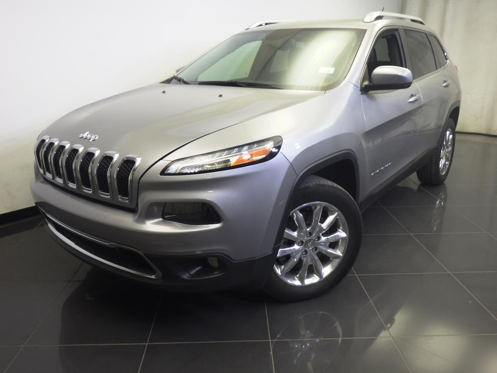 2014 Jeep Cherokee Limited - 1370034229