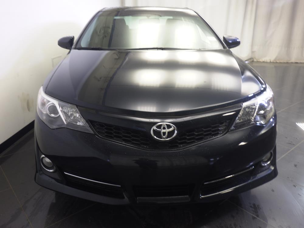 2014 toyota camry se for sale in indianapolis 1370034310. Black Bedroom Furniture Sets. Home Design Ideas
