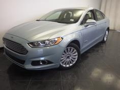 2014 Ford Fusion Energi Plug-In Hybrid SE Luxury