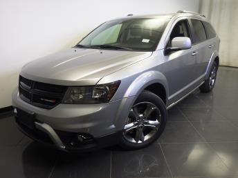 2016 Dodge Journey Crossroad Plus - 1370034558