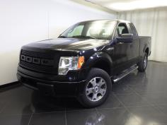2010 Ford F-150 Super Cab STX 6.5 ft