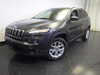Used 2014 Jeep Cherokee