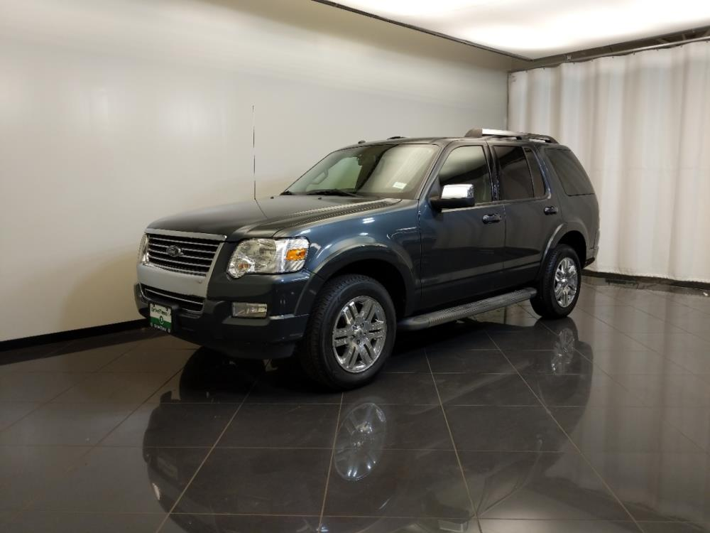 2009 Ford Explorer Limited - 1370034877