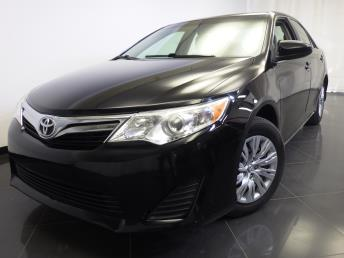 2012 Toyota Camry LE - 1370034886