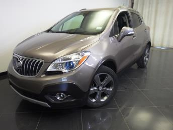 2014 Buick Encore Leather - 1370035055