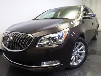 2015 Buick LaCrosse Leather - 1370035342