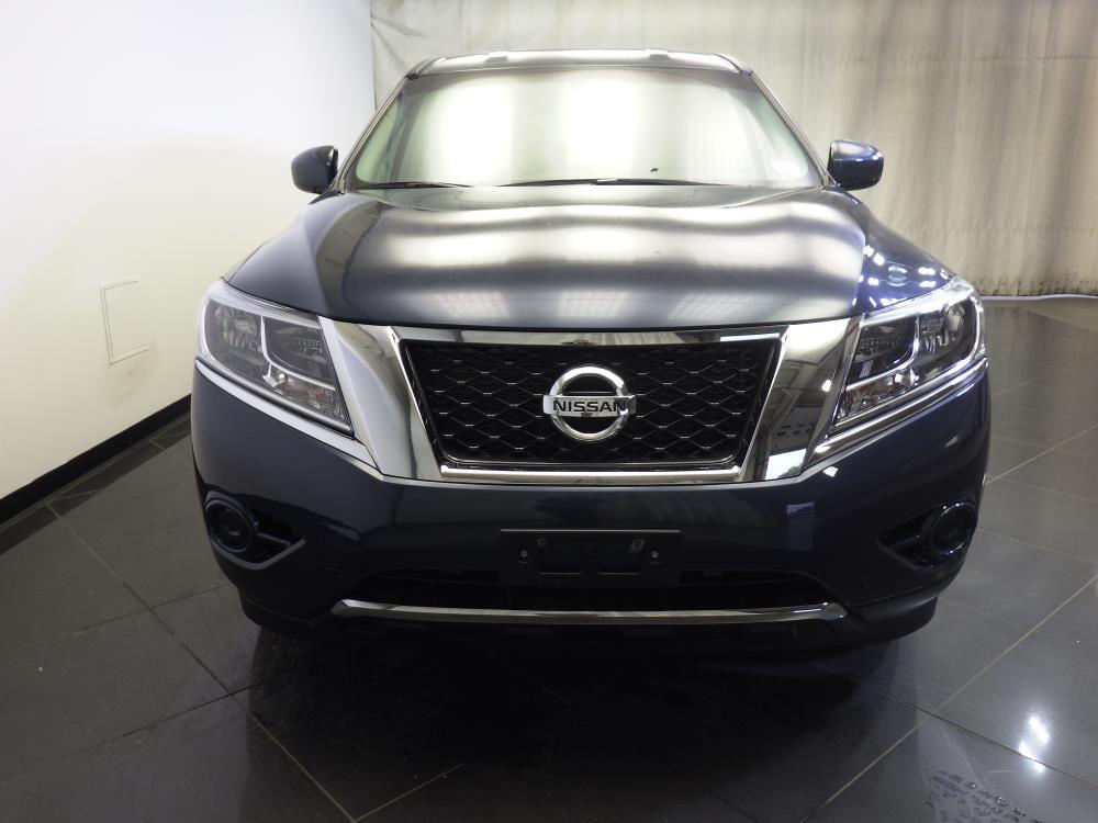 2014 Nissan Pathfinder S - 1370035348