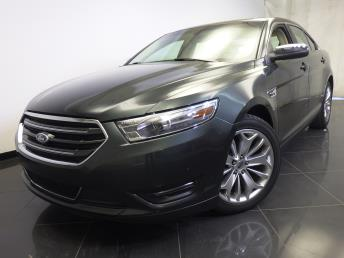 2016 Ford Taurus Limited - 1370035391