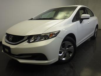 2015 Honda Civic LX - 1370035469