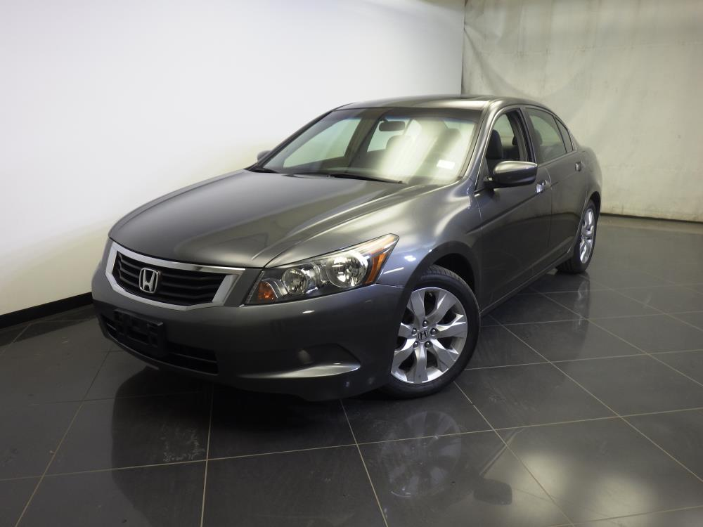 2008 Honda Accord - 1370035485