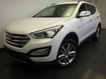 2014 Hyundai Santa Fe Sport 2.0T - 1370035644