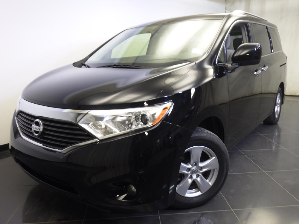 2016 Nissan Quest S For Sale In Chicago In 1370035684 Drivetime