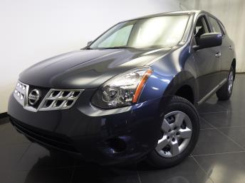 2015 Nissan Rogue Select S - 1370035711
