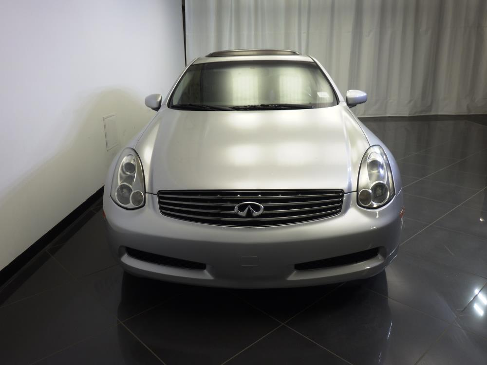 Used 2007 INFINITI G35