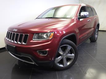 2014 Jeep Grand Cherokee Limited - 1370035767