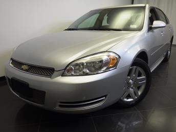 2014 Chevrolet Impala Limited LT - 1370035781
