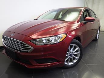 2017 Ford Fusion SE - 1370035789