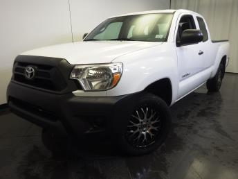 2015 Toyota Tacoma Access Cab 6 ft - 1370035853
