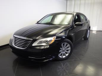 2014 Chrysler 200 Touring - 1370035906