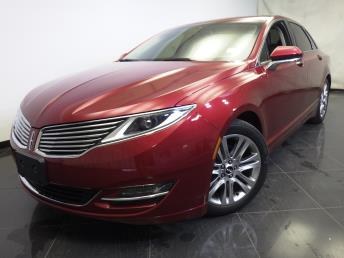 2014 Lincoln MKZ  - 1370035924