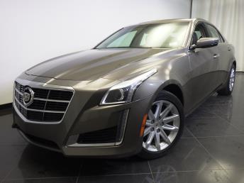2014 Cadillac CTS 2.0 - 1370036054
