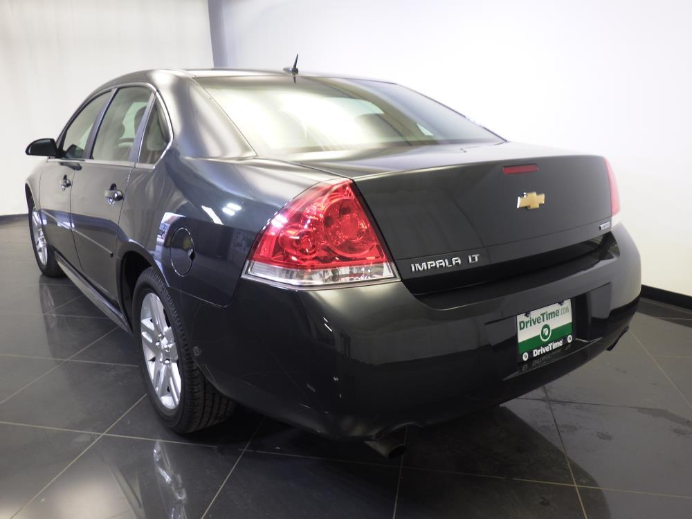 2016 Chevrolet Impala Limited LT - 1370036078