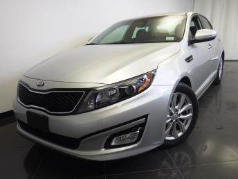 2014 Kia Optima EX - 1370036088